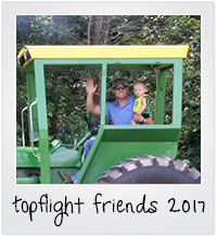 Topflight Friends 2017