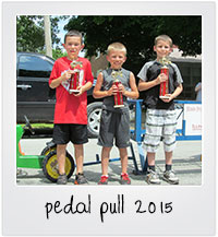 Pedal Pull 2015