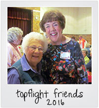 Topflight Friends 2016